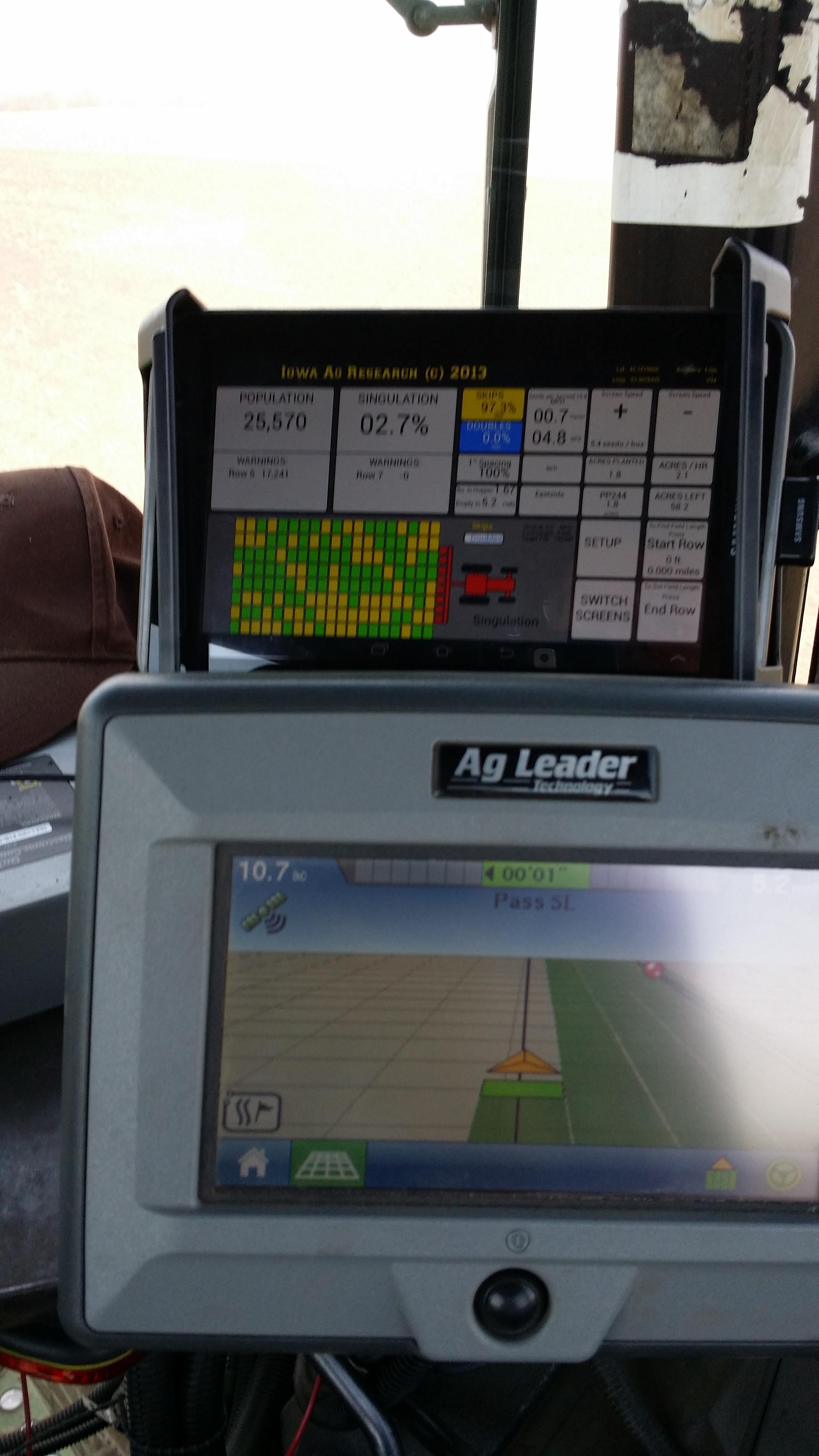 John Deere Planter Monitor Problems Image Of Deer Ledimage Co